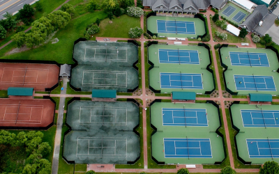 Facilities Update: Clay Courts Open Friday, April 9!