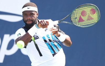 Frances Tiafoe Through to Round 4 of U.S. Open!