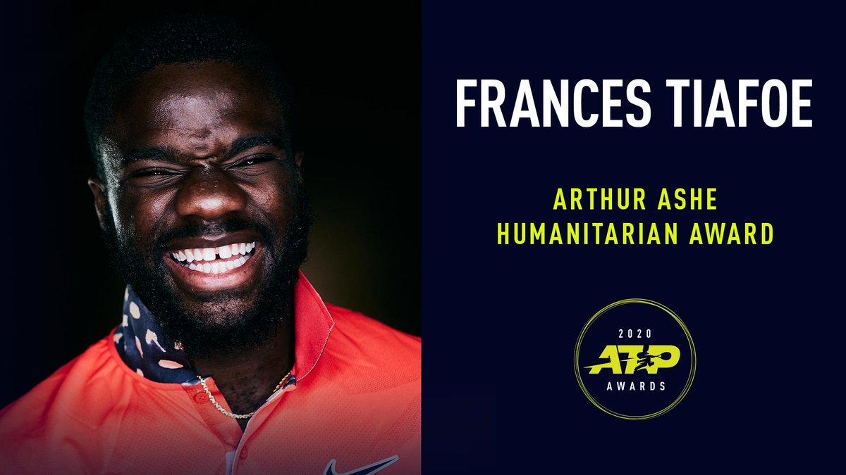 Tiafo Humanitarian Award