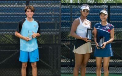 Two JTCC Players Reach International ITF Finals